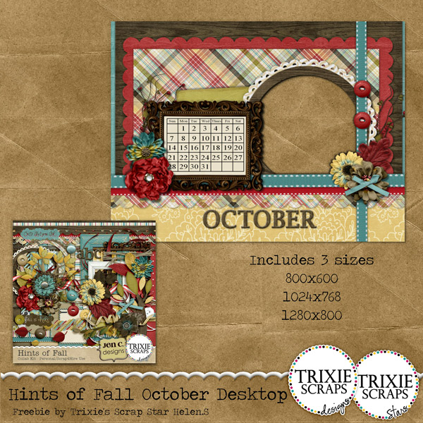 Home Designs October 2012: October Desktop Freebie