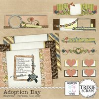 Adoption Day Blogwear BLOGGER Template Theme