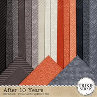 After 10 Years Digital Scrapbooking Cardstock
