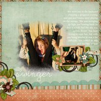 Blend with Me vol 1 Digital Scrapbooking Templates PSD/TIF/PAGE
