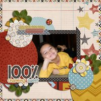 Blue Jean Boy Digital Scrapbooking Full Kit