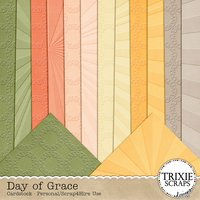 Day of Grace Digital Scrapbooking Embossed Cardstock