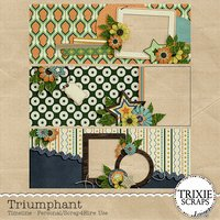Triumphant Digital Scrapbooking Facebook Timelines