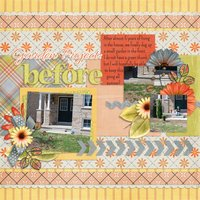 Seeing Double volume 12 Digital Scrapbooking Template Pack PSD/TIF/PAGE
