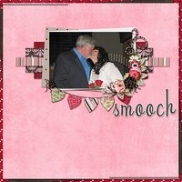 Showers of Love Digital Scrapbooking Kit Wedding Bridal Bachelorette