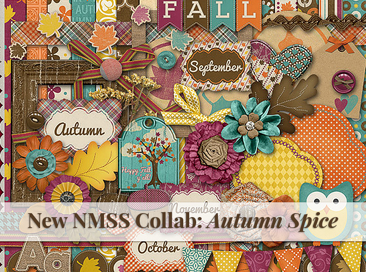 New Release – Autumn Spice from North Meets South Studios