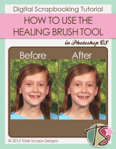 How To Use The Healing Brush Tool