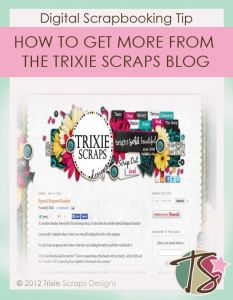 How To Get More From The Trixie Scraps Blog