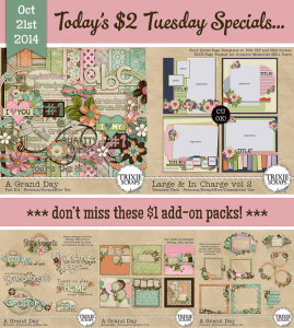 $2 Tuesday – Celebrating Grandparents