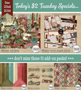 Let's Go Caroling For $2 Tuesday!