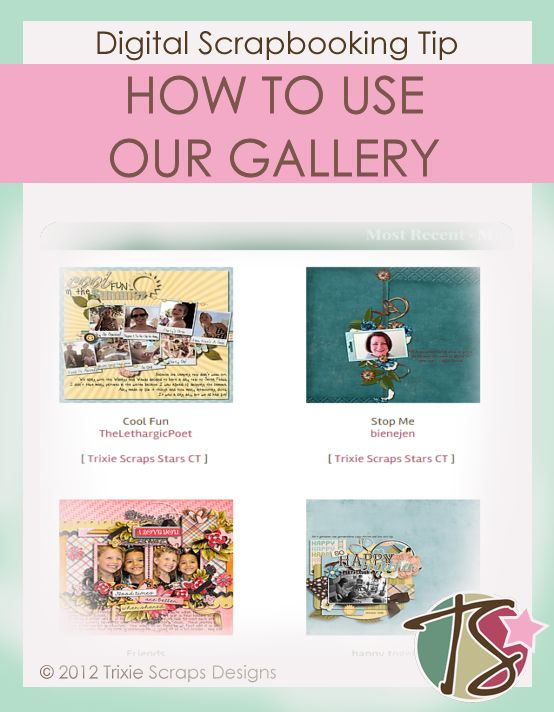 How To Guide Trixie Scraps Gallery