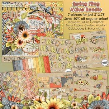 Spring Fling Bundle