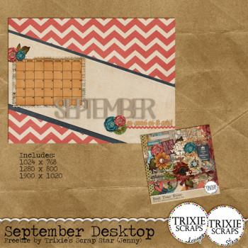 September Desktop