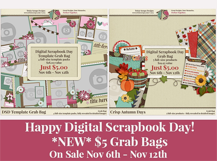 DSD Sales & Specials – new Grab Bags and more!