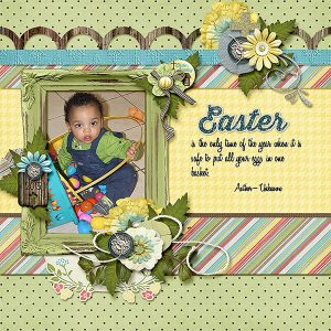Wisdom Wednesday – Easter Quote