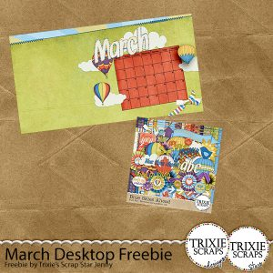 Monthly Desktop Freebie