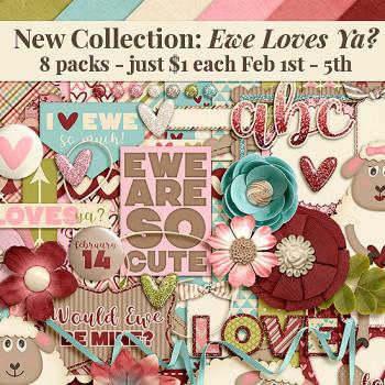New Collection - Ewe Loves Ya?