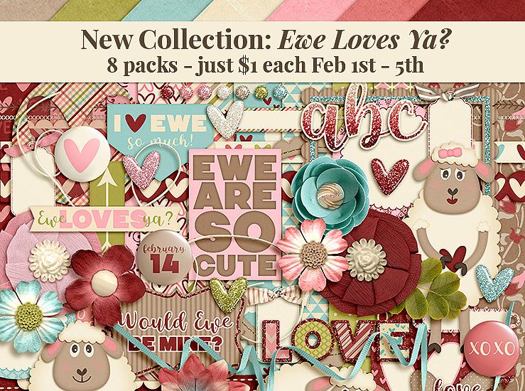 February Buffet Sale – Ewe Loves Ya?