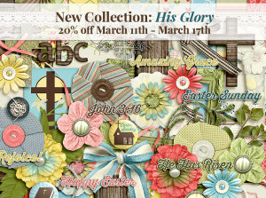 New Faith-Based Easter Kit – His Glory