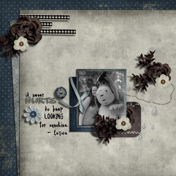 Layout made by Trixie Scrap Star Shilo