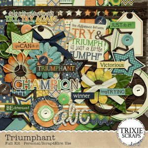 Wednesday Wisdom – Triumph