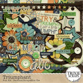 Wednesday Wisdom – Triumph