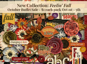 October Buffet Sale – Feelin' Fall