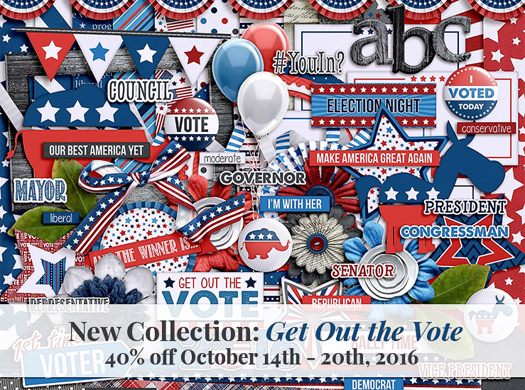 New Collection: Get Out the Vote!