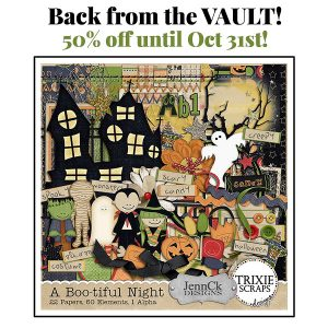 Back from the Vault – A Boo-tiful Night!