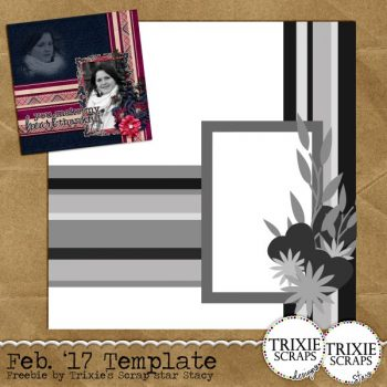 Time for a February Template Challenge