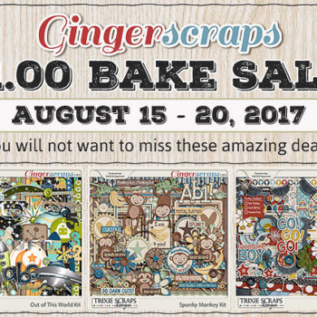 August 2017 Bake Sale – 3 kits, just $1 each!