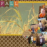 Fall Family Memories