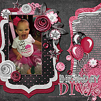 Reagan's 1st Birthday
