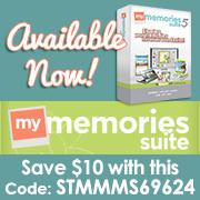 MyMemories Suite Software Discount
