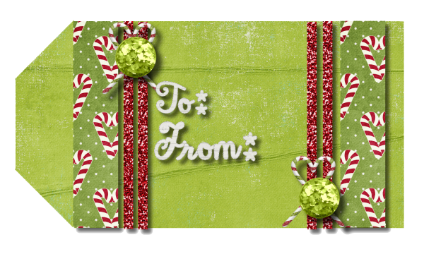 Gift Tag Example 2 by Shilo