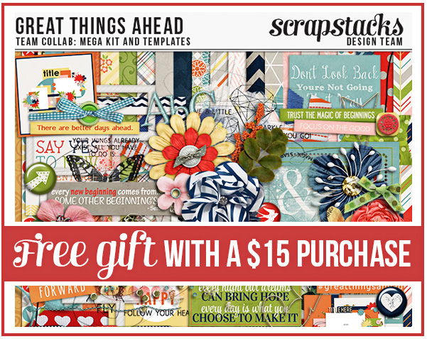 Free With Purchase - Great Things Ahead