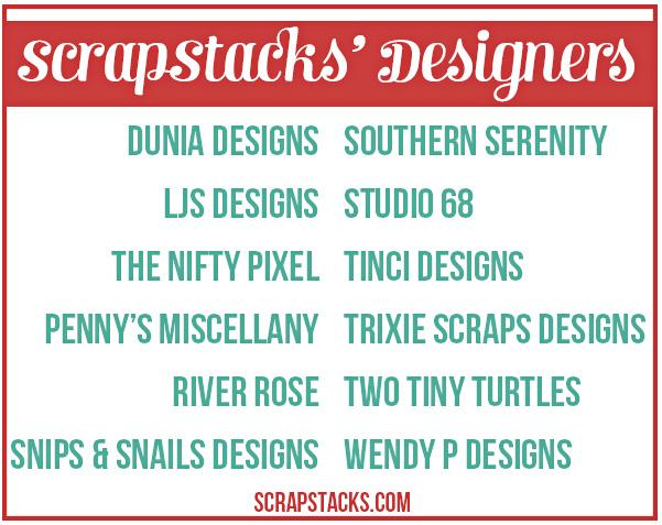 Scrap Stacks Designers