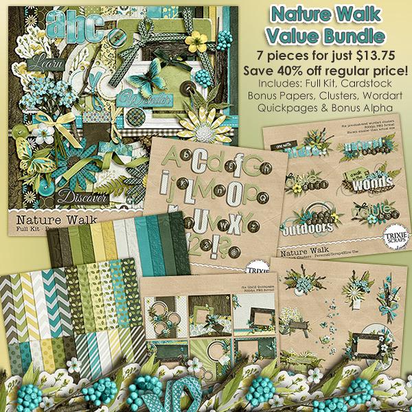 Nature Walk Bundle
