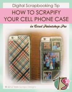 cell phone cover tutorial pinterest image