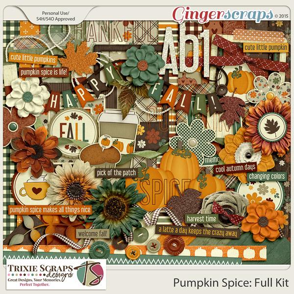 Pumpkin Spice Full Kit