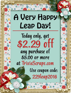 Leap Day Coupon
