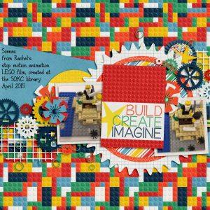 Build Create Imagine