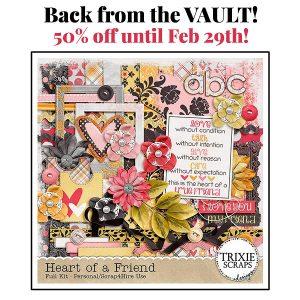 February 2016 Vault Sale