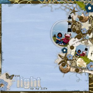 Oceanside Layout by Carrin