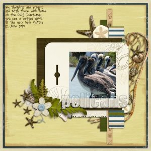 Oceanside Layout by Stacy