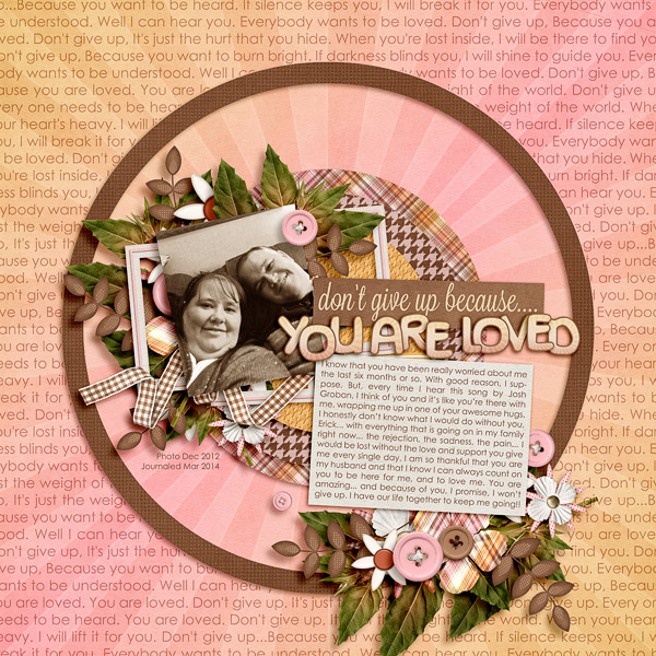 Layout by Trixie Scraps created with her Best Guy Ever kit