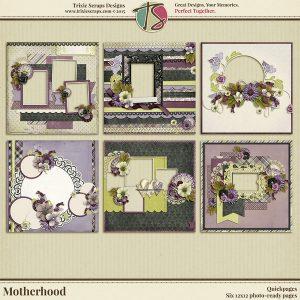 Motherhood Quickpages