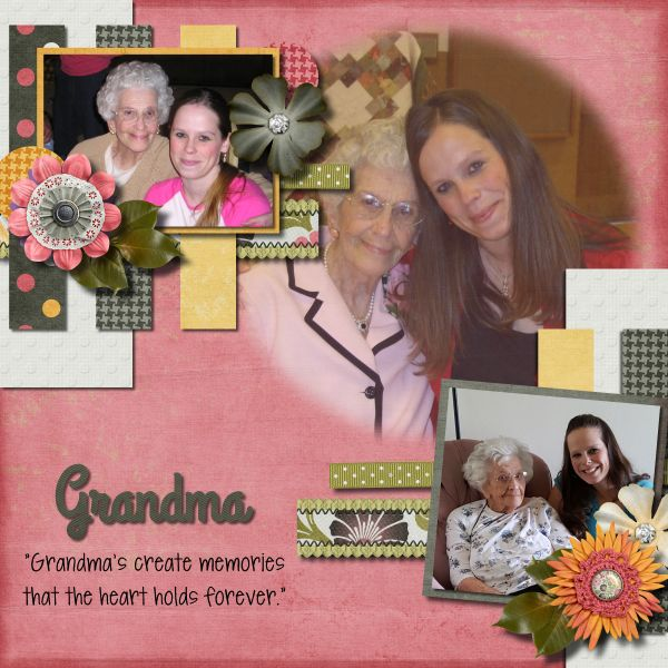 Layout by Shilo