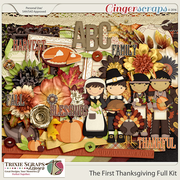 The First Thanksgiving Kit