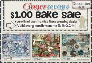 December 2016 Bake Sale